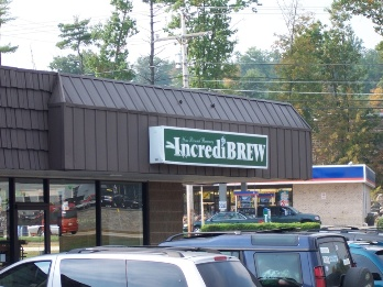 IncrediBREW Storefront