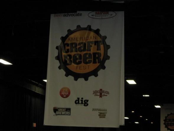American Craft Beer Festival Boston