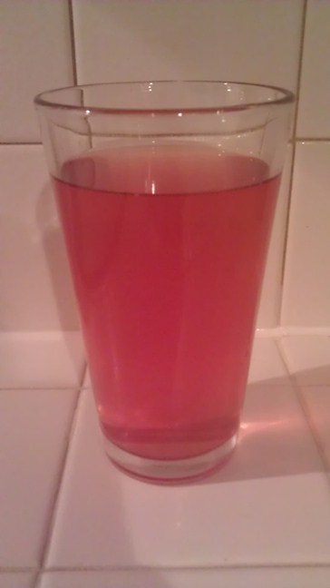 Cranberry Apple Hard Cider