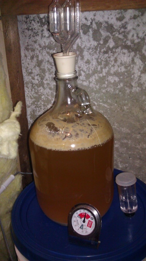 White or Red Wheat One Gallon Batch