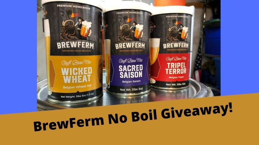 BrewFirm No Boil Kits