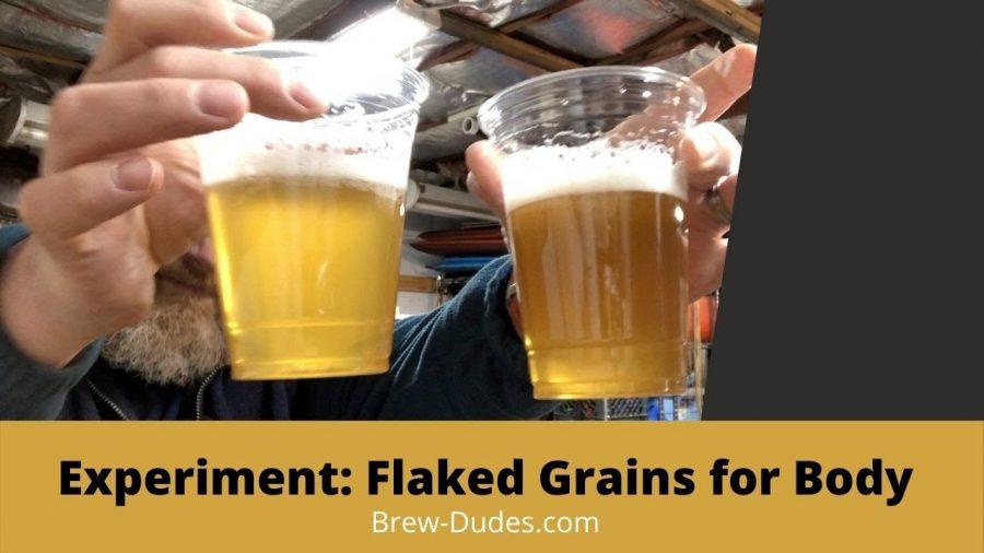 Flaked Grains Comparison