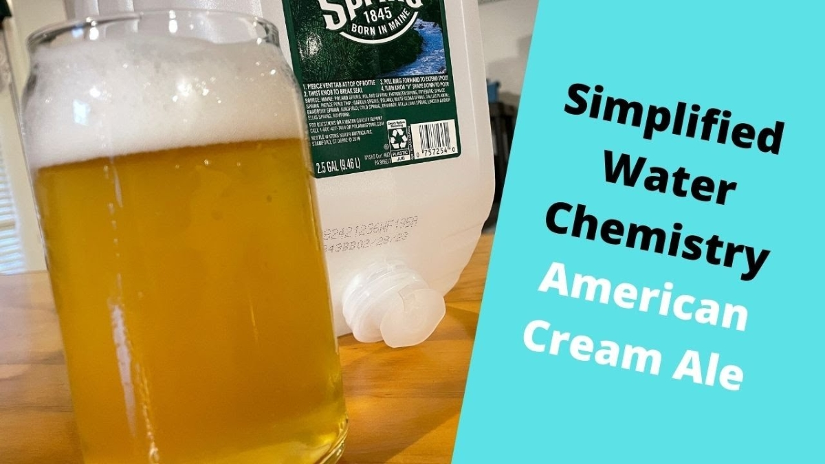 Simple Water Chemistry