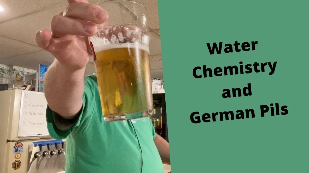 German Pils Clarity